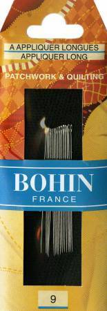 Bohin - Applique Long - Nadeln - Nr.9