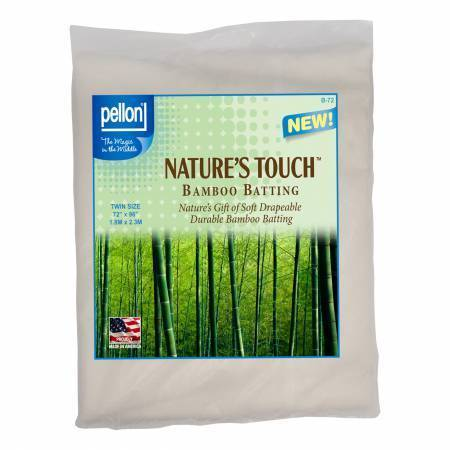 Vlies - Naturells Touch - Bamboo