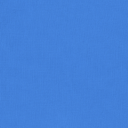 Kona Cotton solids - blau - Copen