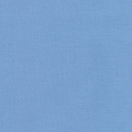 Kona Cotton solids - hellblau - Candy Blue