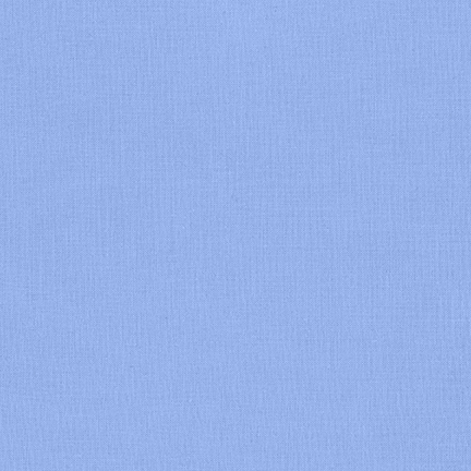 Kona Cotton solids - hellblau - Cornflower