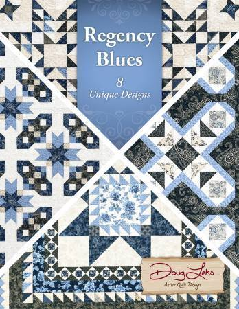 Regency Blues - Buch - Dovg Leko