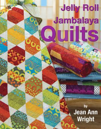 Buch - Jelly Roll Jambalaya Quilts