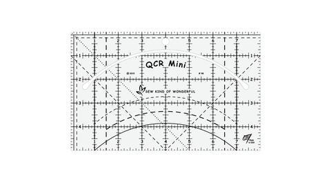 Mini Quick Curve Ruler - Sew Kind of Wonderful