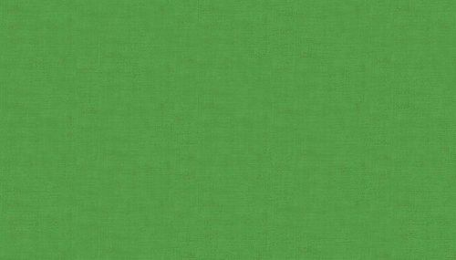 Linen Texture - Makower UK - Shamrock