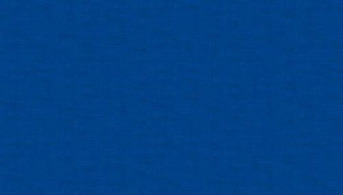 Linen Texture - Makower UK - Ultramarine