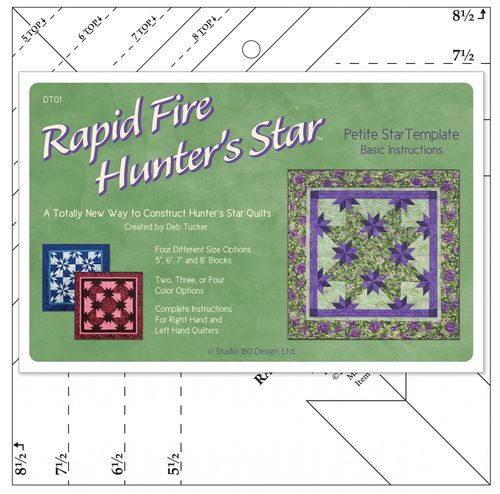 Rapid Fire Hunter's Star - Lineal