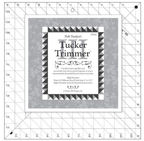 Tucker Trimmer III Lineal Deb Tucker