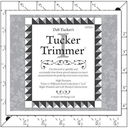 Tucker Trimmer I Lineal  Deb Tucker