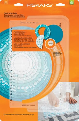 Fiskars - Fabric Circle Cutter