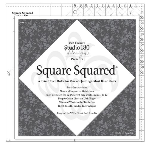Large Square Squared - Deb Tucker