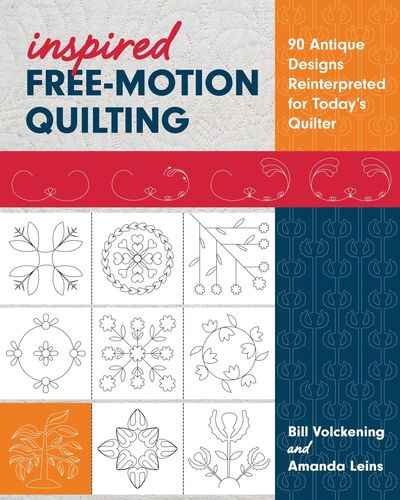 inspired Free Motion Quilting Buch