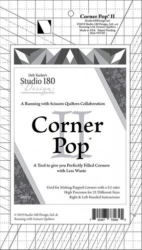 Corner Pop II Deb Tucker Studio 180 Design