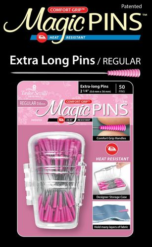 Magic Pins Extra Long Pins