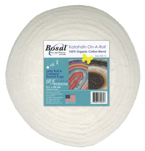 Bosal On-A-Roll Round Jelly Roll Rugs