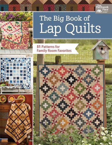 The Big Book of Lap Quilts Buch