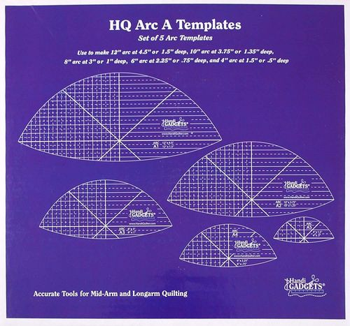 HQ Arc A Templates