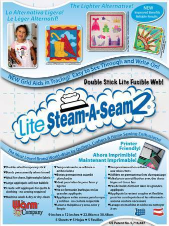 Lite Steam-A-Seam