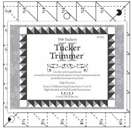 Tucker Trimmer II Studio 180 Design