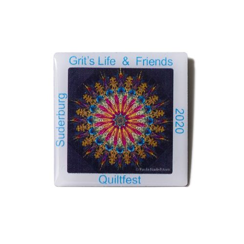 Quiltfest Pin 2020
