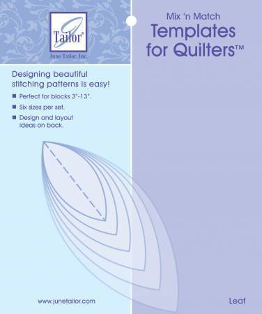 Mix'n Match Templates Leaves