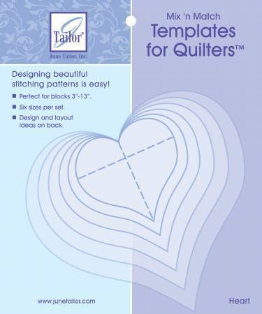 Mix'n Match Templates Heart
