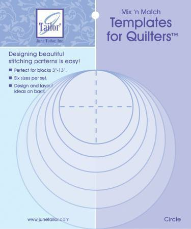 Templates for Quilters Kreise