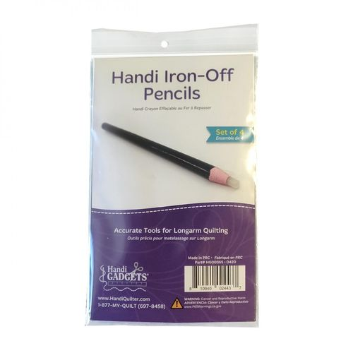 Iron Off Pencils von Handi Quilter