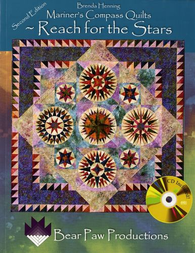 Mariners Compass Quilts Softcover mit CD