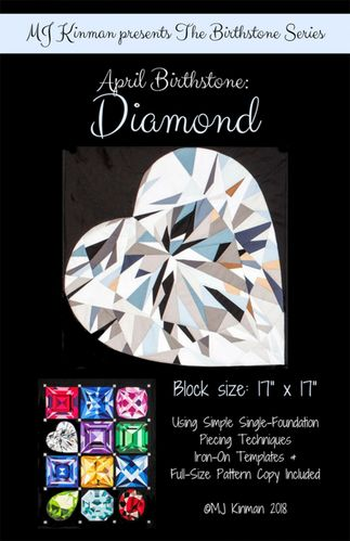 Diamond Foundation Piecing
