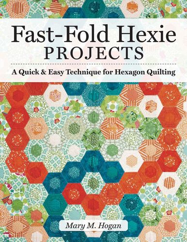 Fast Folded Hexies Buch