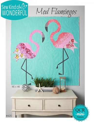Anleitung Mod Flamingos Sew Kind of Wonderful