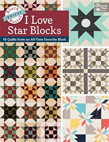 I love Star Quilts Buch