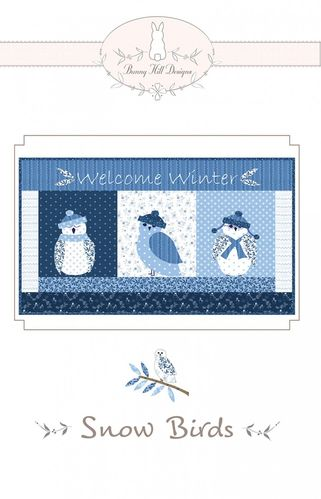Anleitung Snow Birds Bunny Hill Design