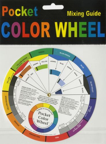 Color Wheel Pocket Farbkreis
