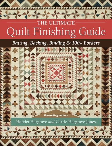 Buch Quilt Finishing Guide